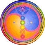 yin-yang+chakren klein f logo